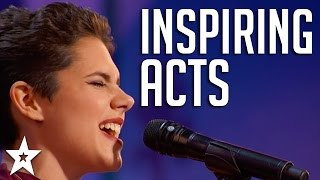 Most INSPIRING ACTS From Got Talent Around The World! | Got Talent Global