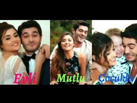 Hayat • Murat • Evli Mutlu Çocuklu