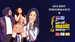 The Best of 2019 Bollywood Songs | Tulsi K | Sachet T | Divya K | Akasa S | Mirchi Music Awards 2020