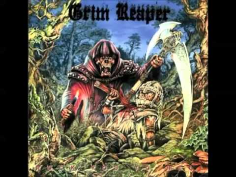 Grim Reaper - Rock You To Hell (Full Album)