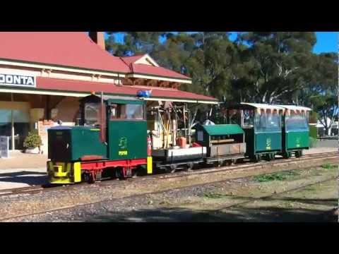 Moonta Mines Tourist Railway