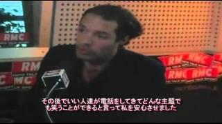 仏シナリオライタ-、俳優ニコラ・ブドス。