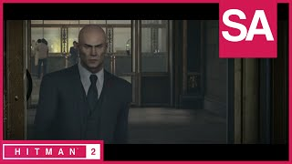 The Golden Handshake Silent Assassin Hitman 2