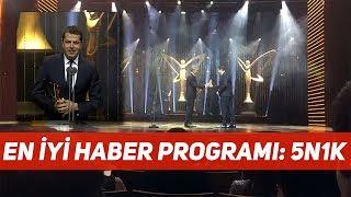Altın Kelebek Ödülü: En İyi Haber Programı 5n1k
