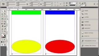 2.2 Подготовка мастер страниц. Adobe InDesign. Шаблоны