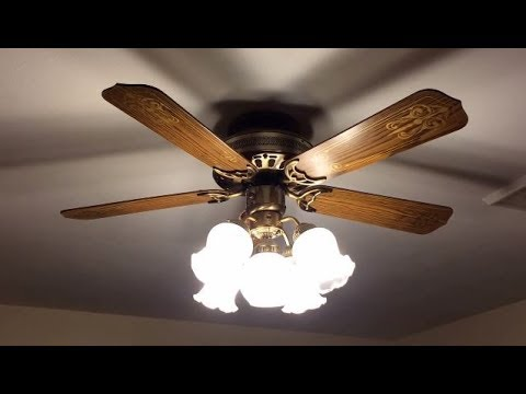 Ceiling Fans In My Uncles House