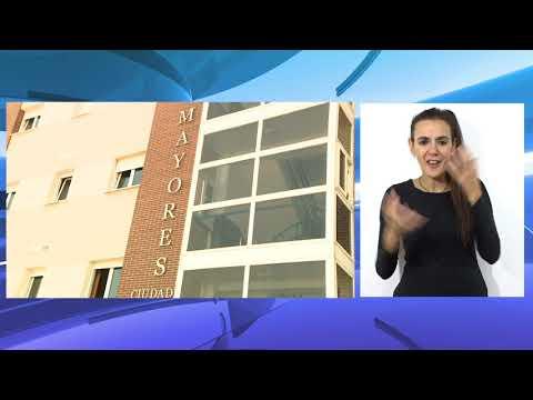 Cuatro positivos en la Residencia Nuestra Señora de África