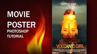 Постер к фильму в Фотошоп/ Эффект двойной экспозиции