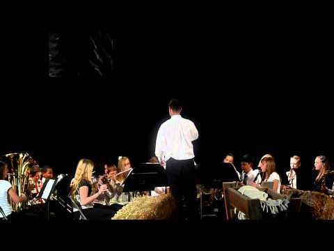 Meadow Valley Middle School Band - Christmas 2011