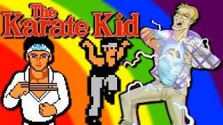 The Karate Kid (NES/Nintendo) - LJN Defender
