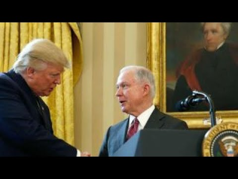 Tucker: Trump's attacks on Sessions are nuts