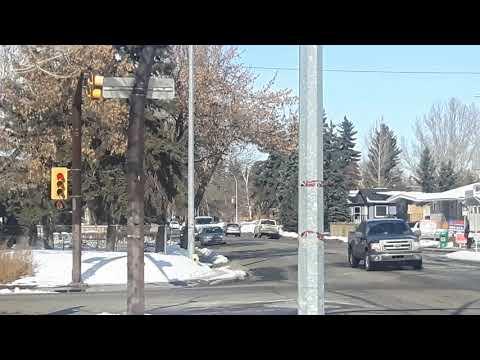 Calgary Rescue 12 Responding HOT