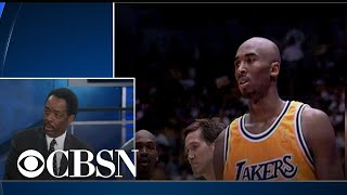 CBS Los Angeles sports director reflects on Kobe Bryant's career