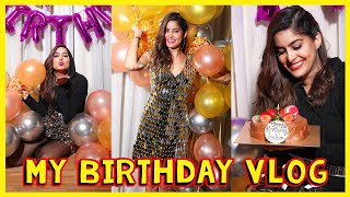 MY BIRTHDAY VLOG 🎂 🎈 | Anisha Dixit