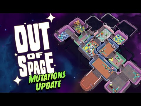 Out of Space - LARGE MAP!!! (4 Player Gameplay)