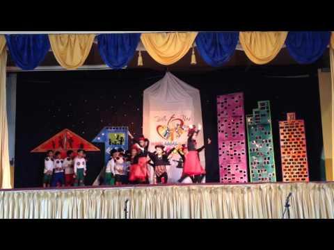 Grade 4 class presentation -Indigenous Dance thumbnail