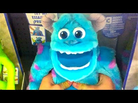 Monsters Inc  Mike & Sully!
