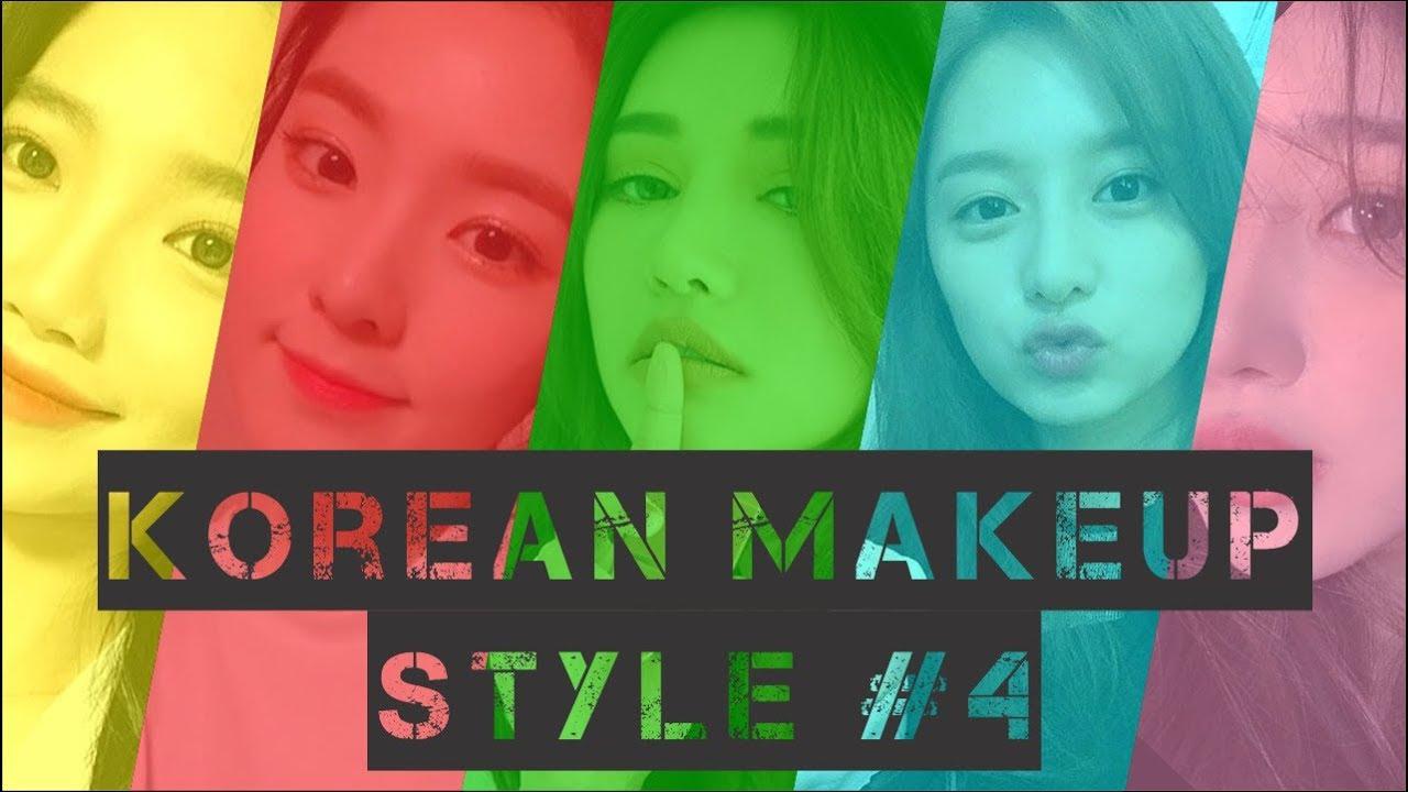 Korean Makeup Style #4