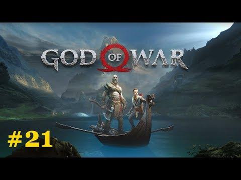 God of War (by SIE Santa Monica Studio) - PlayStation 4 Pro - Walkthrough - Part 21 [4k/60 FPS]