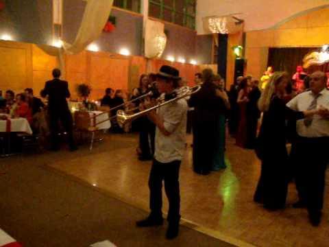 STYRIA CONSORT - Hey Jude Posaunen solo - LIVE Tanzmusik vom Feinsten - Mauerbach (NÖ) 13.02.2009