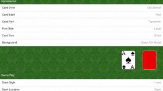 Solitaire Classic Preview