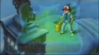 Pokemon movie 2000 - Lion King ending