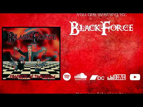 BlackForce | Prophets of Tomorrow (Single) | 2017