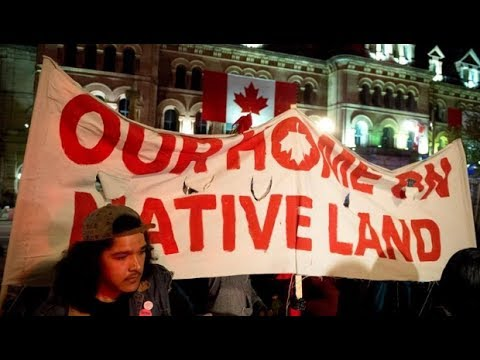 Indigenous Activists See Canada's 150th as 'Celebration of Colonization'