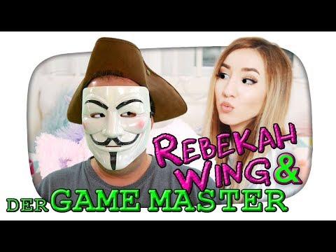 Rebekah Wing und der Gamemaster Fake - Kuchen Talks #352