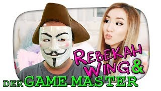Rebekah Wing und der Gamemaster Fake - Kuchen Talks #352