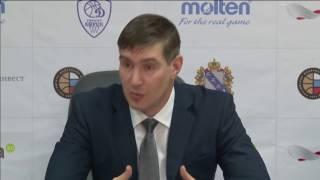 Дмитрий Шумихин: «Хотелось бы проигрывать с меньшей разницей в счёте»