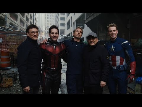 The Russo Brothers: Journey to Endgame