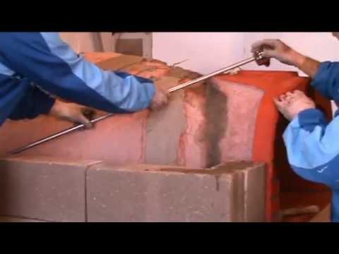Assembly instruction residential oven istruzioni montaggio for Sportello per forno a legna