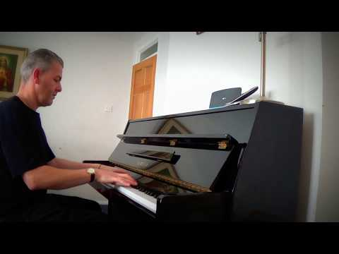 99 RED BALLOONS PIANO SOLO (DR K)