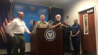 Gov. Edwards declares emergency ahead of Tropical Storm Nate