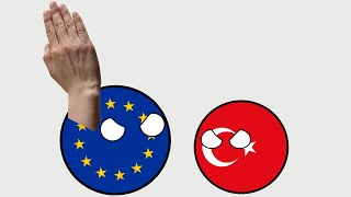 Turkey wants to join EU Countryballs Animation