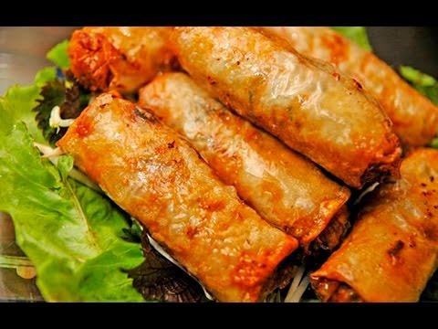 НЭМ рецепт. НЭМ вьетнамские блинчики рецепт.  Спринг роллы жареные. Спринг роллы из рисовой бумаги.