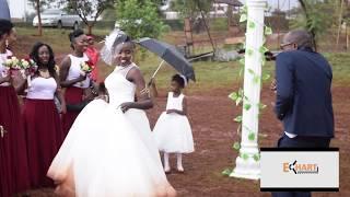 THE BEST WEDDING DANCE  EVER  IN KENYA 2017