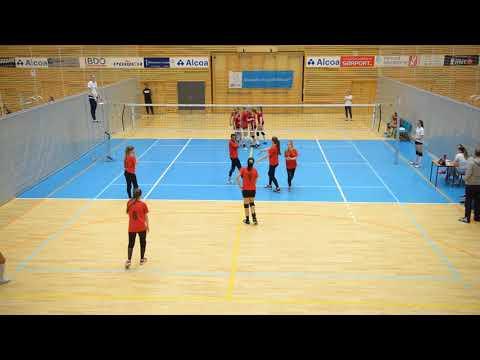 1/4 Finale KFUM JU17-1 vs  Mandal  -  Farsund 12.11.2017