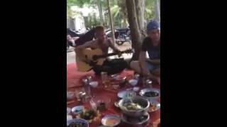 Gõ bo Bến Tre - guitar gõ bo vọng cổ