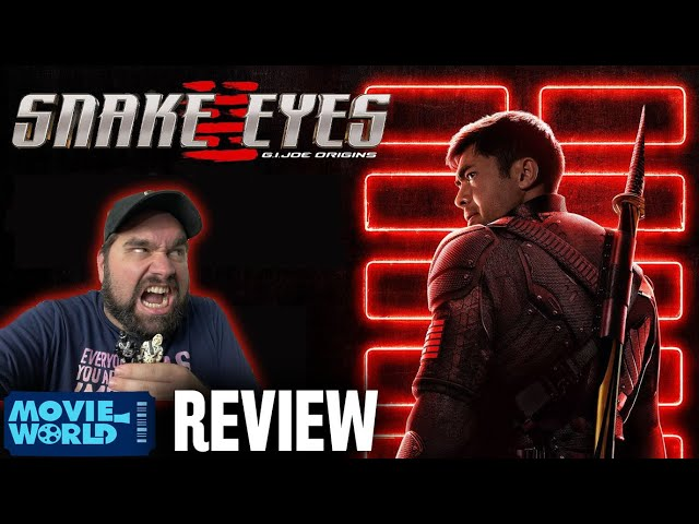 Snake Eyes is OFFENSIVE to G.I. Joe Fans - Review