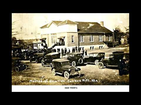 Old Photos of Carbon Hill, Alabama