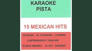 No Mas Por Tu Culpa (Karaoke)