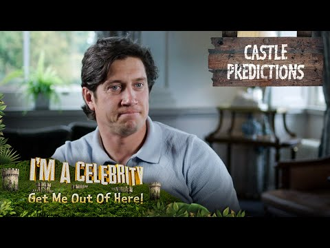 Vernon's Castle Predictions | I'm A Celebrity... Get Me Out Of Here!