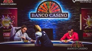 Záznam - Banco Casino Masters 100.000 GTD
