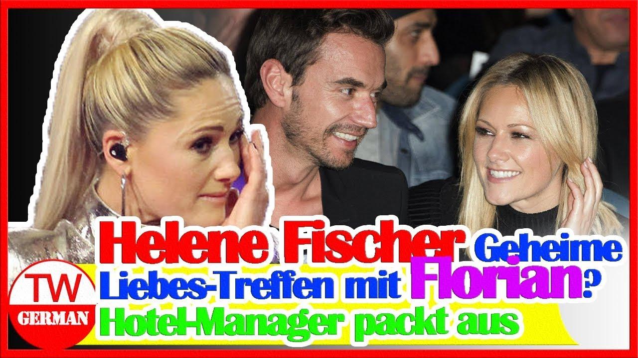 Helene Fischer Geheime Liebes-Treffen mit Florian? Hotel
