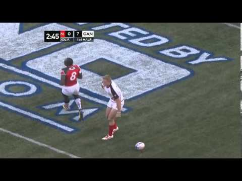 Canada vs Kenya Highlights