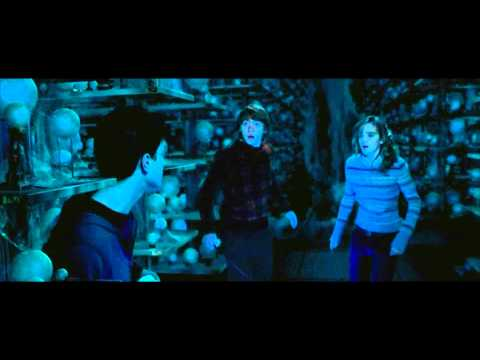 (HD) Order of the Phoenix - Battle of the Department of Mysteries