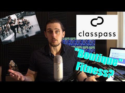Getting In Shape Is Expensive | Boutique Fitness and ClassPass