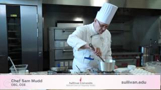 Egg Cookery with Chef Mudd | Sullivan University